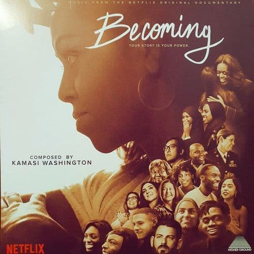 Kamasi Washington<br>Becoming (Music From The Netflix Original Documentary)<br>LP